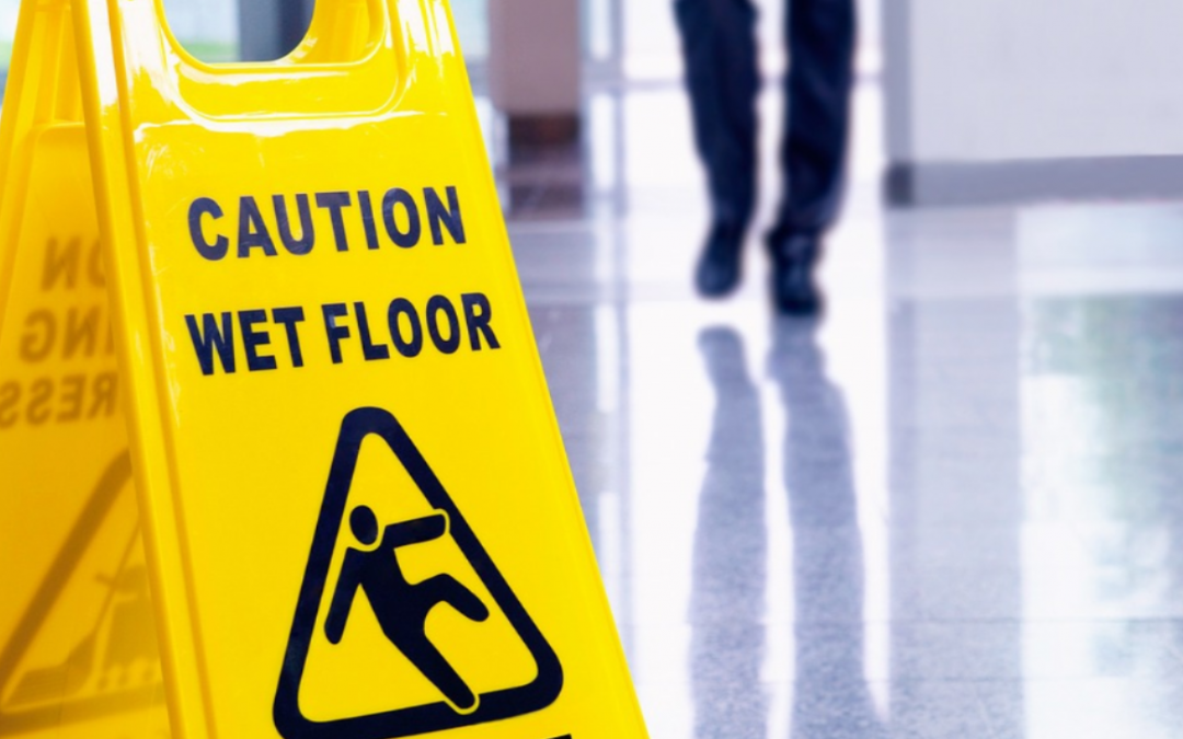 "What is a ""Slip and Fall""?"